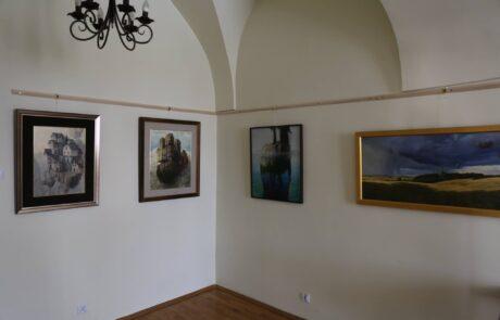 """Jacek Szynkarczuk - Wystawa indywidualna """"Światy"""" Zamość 2016 - zdjęcie 6"""