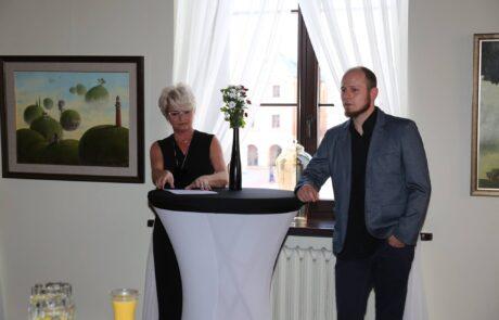 """Jacek Szynkarczuk - Wystawa indywidualna """"Światy"""" Zamość 2016 - zdjęcie 8"""