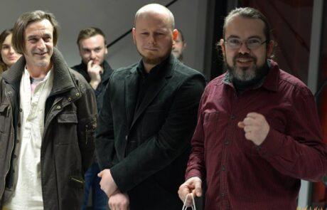 """Jacek Szynkarczuk - Wystawa """"Trzy wzgórza"""" Wodzisław Śląski 2016 - zdjęcie 2"""