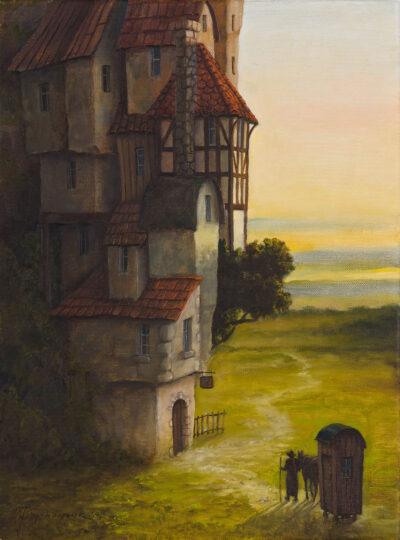 Jacek Szynkarczuk - Dom zachodzącego słońca