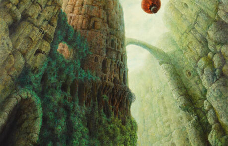 Jacek Szynkarczuk - Podróż kanionem cienia