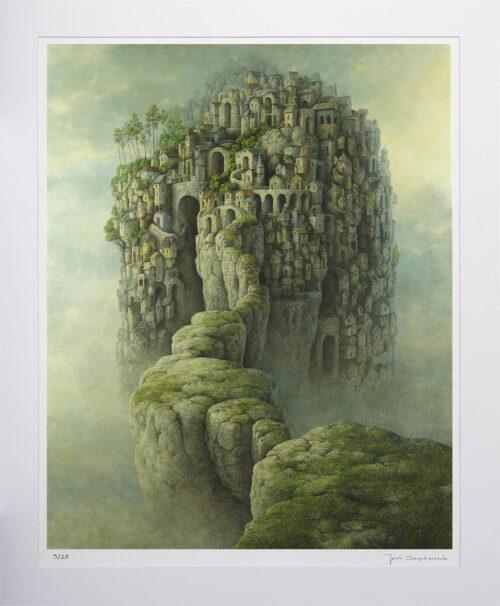 Jacek Szynkarczuk - Terra fawela - inkografia bez oprawy