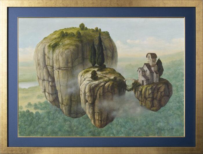 Jacek Szynkarczuk - Widok z górnego piętra