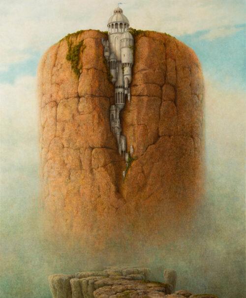 Jacek Szynkarczuk - Wieża z kości słoniowej