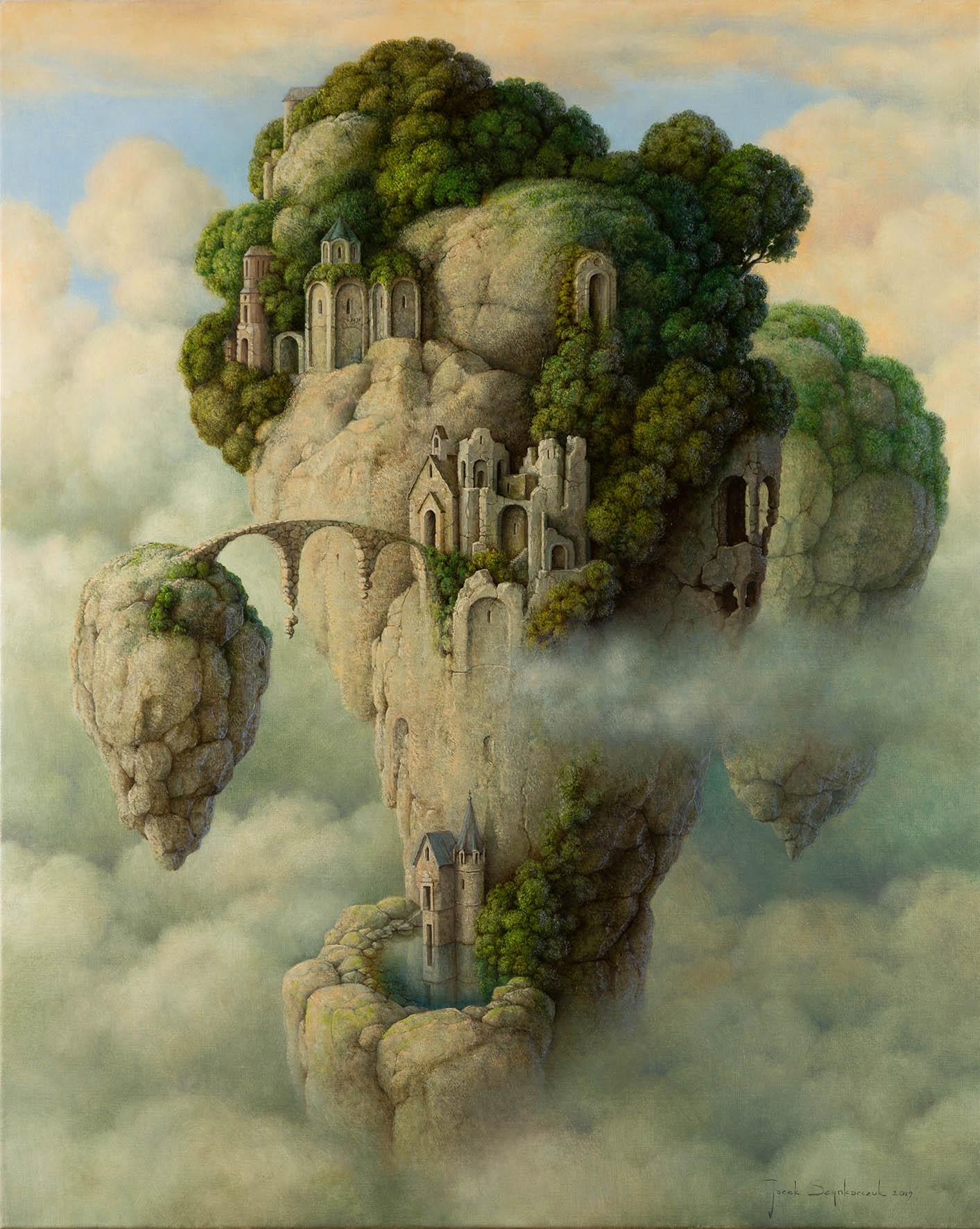 Jacek Szynkarczuk - Wyspa skalnego szlaku