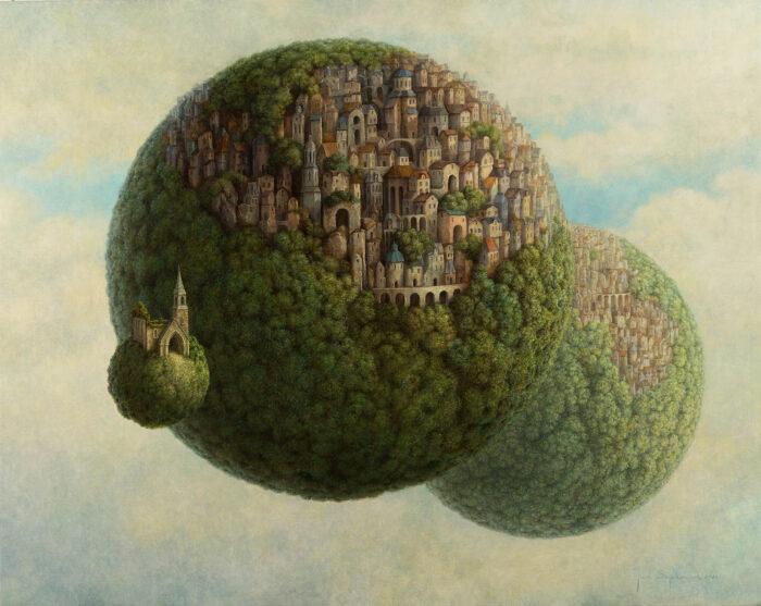 Jacek Szynkarczuk - Zapomniany świat
