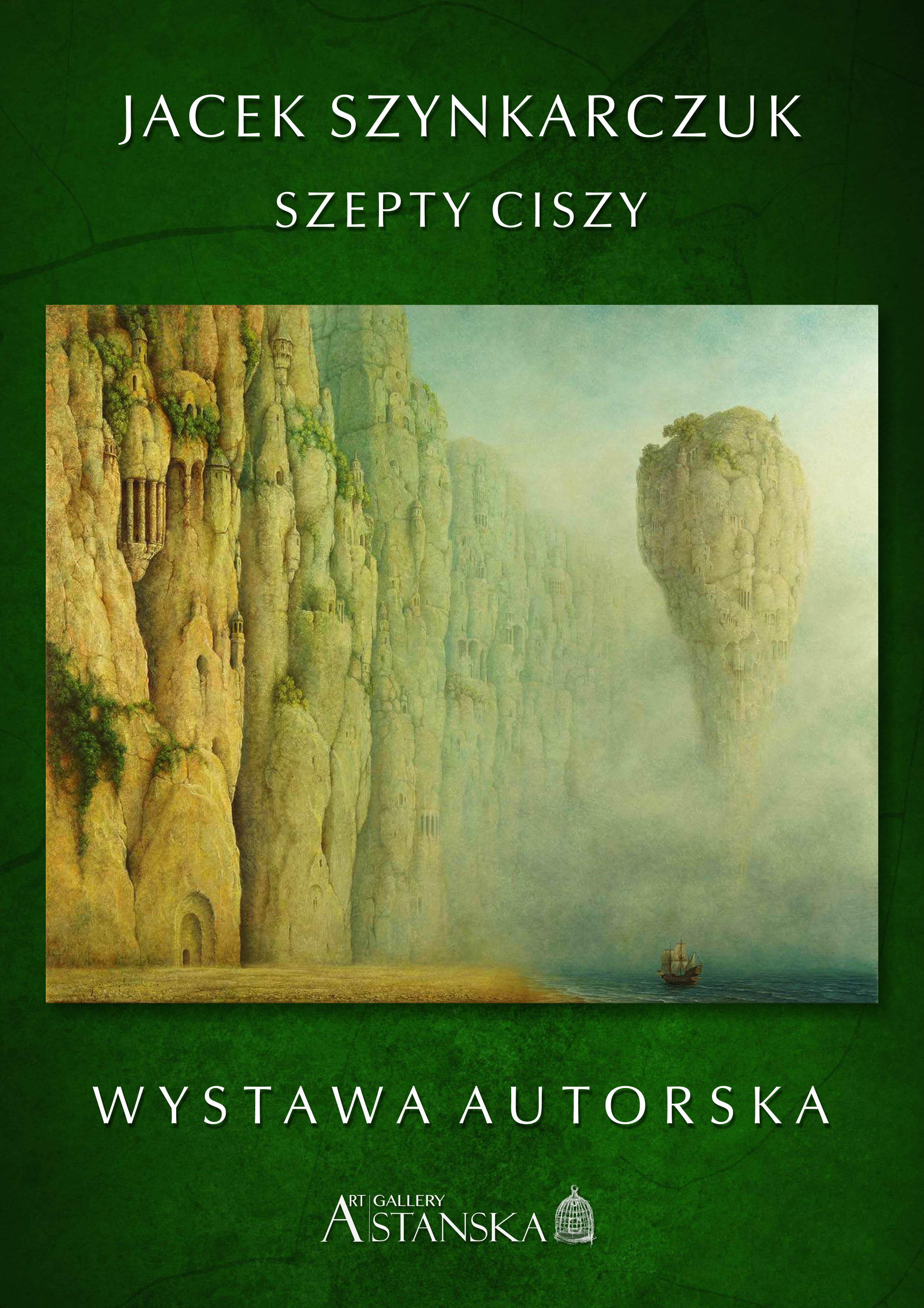 Jacek Szynkarczuk - katalog wystawy Warszawa 2019