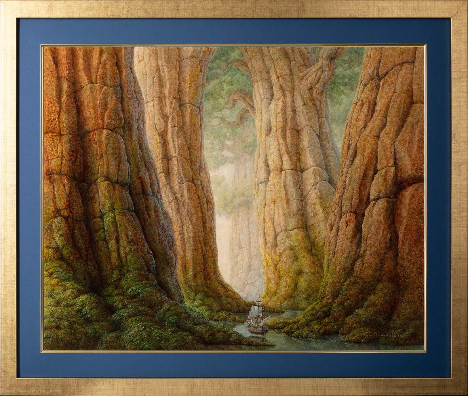 Jacek Szynkarczuk - Szlak przez czerwony las